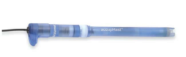 Fisherbrand accuFlow Flushable Junction pH Combination Electrodes:Thermometers,
