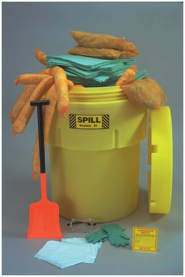 CEP First Responder Spill Kits:Gloves, Glasses and Safety:Spill Control