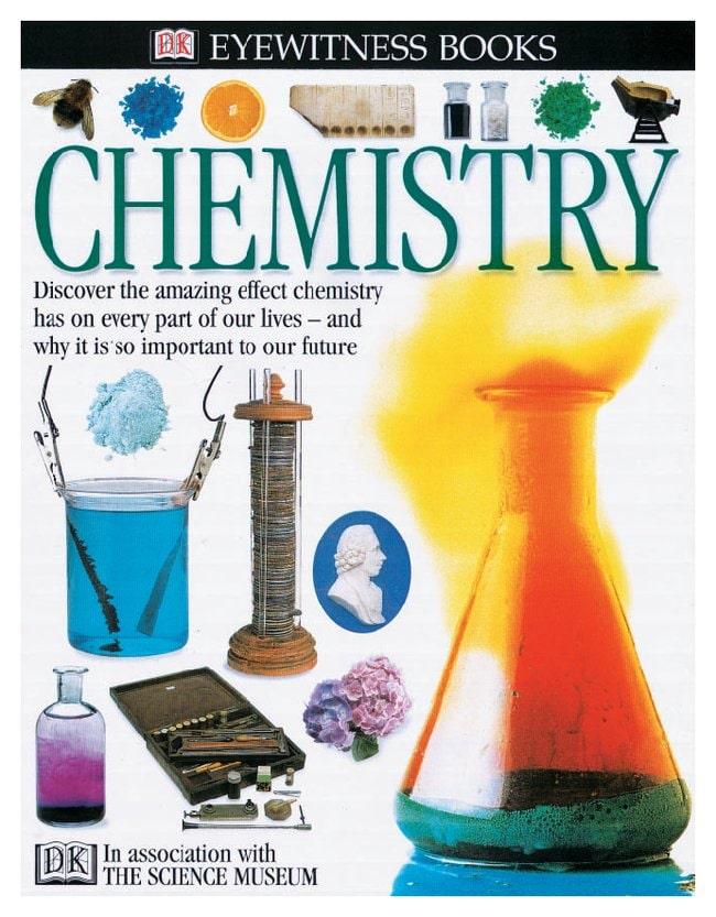 DK Publishing Eyewitness Book Series - Teaching Supplies, Chemistry  Classroom