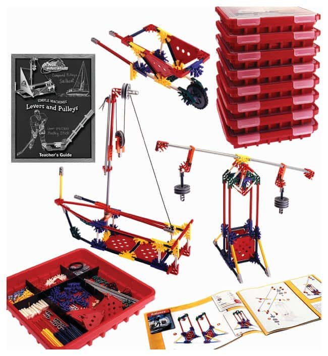 K'NEX Education™Introduction to Simple Machines Building Sets