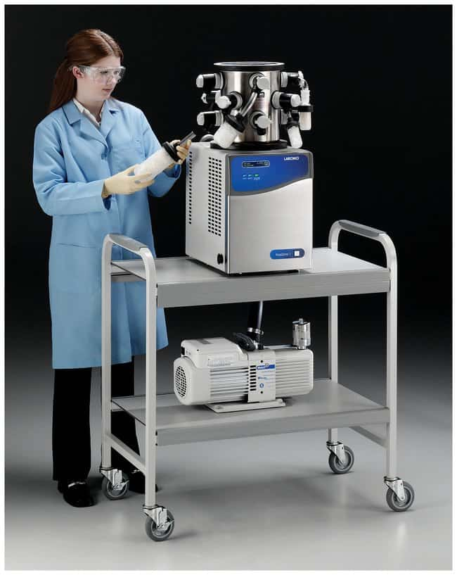 Labconco™ Benchtop FreeZone™ Legacy™ Freeze-Dry Systems, US Models: 2.5L