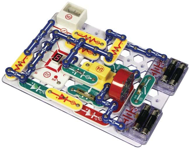 Advanced Snap Circuits Kit
