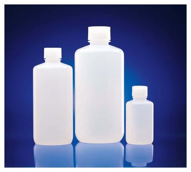Fisherbrand™ Leakproof HDPE Narrow-Mouth Bottles