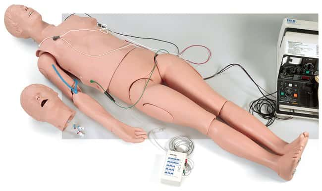 SimulaidsComplete ALS Full-Body Trainer Adult Full Body:First Aid and Medical