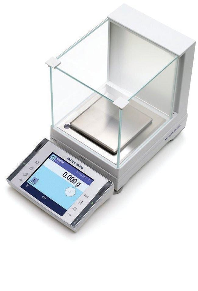 Mettler Toledo XP Series Precision Electronic Toploading Balances: Readability