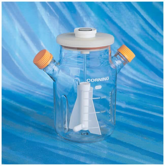 Corning Reusable Glass Spinner Flasks :Dishes, Plates and Flasks:Flasks