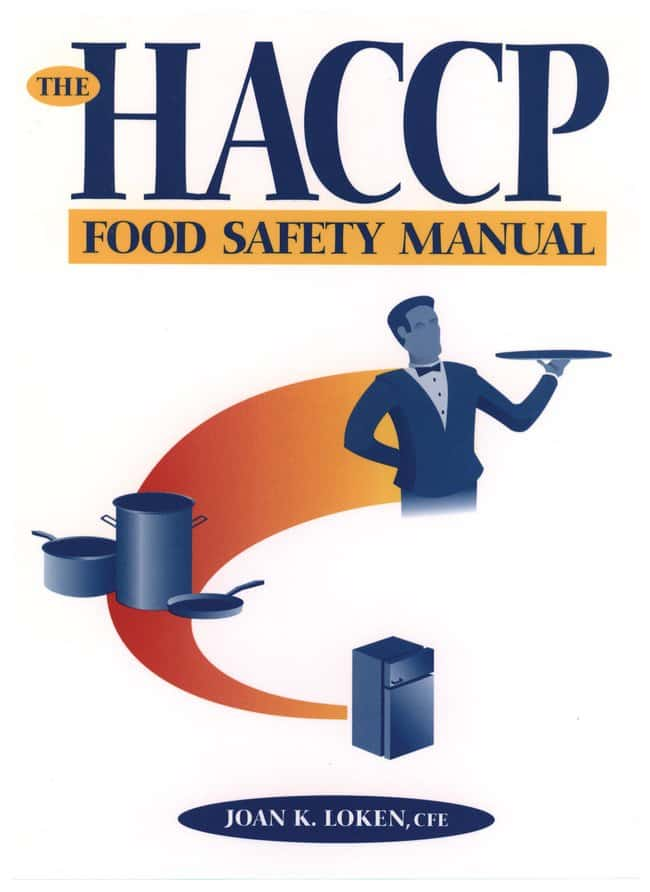 Wiley The HACCP Food Safety Manual The Hasp Food Safety Manual:Education
