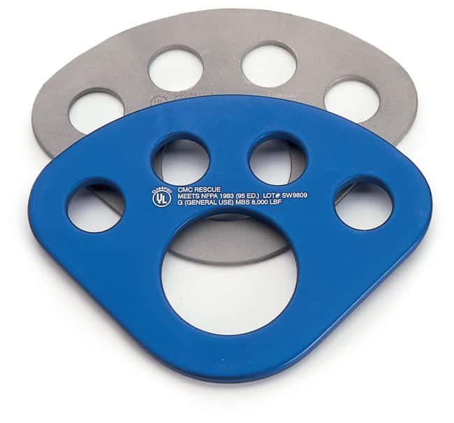 CMC Rescue Anchor Plate Anchor Plate, Aluminum:Gloves, Glasses and Safety