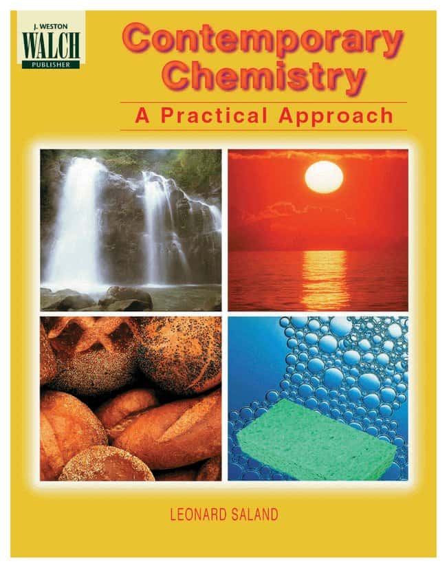 Contemporary Chemistry