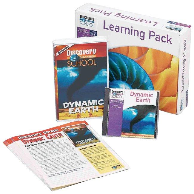 Discovery Education Dynamic Earth Learning Pack  Dynamic Earth Lrnng Pk:Teaching
