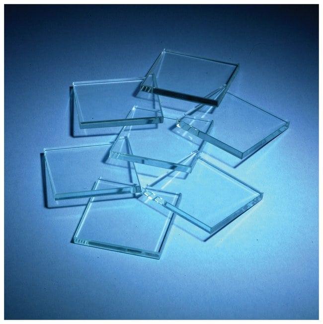 United Scientific Supplies Glass Streak Plates  2L x 1 in. W:Teaching Supplies