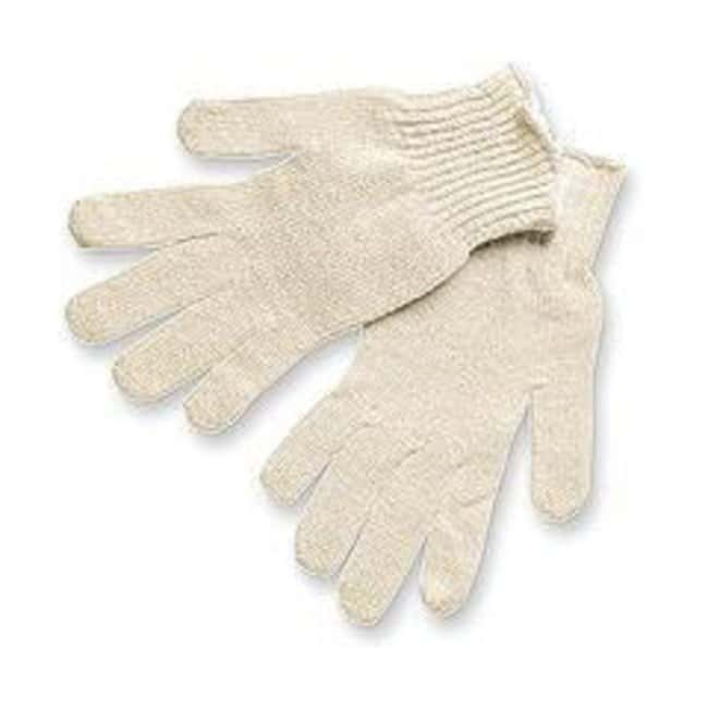 MCR Safety Memphis Gloves Heavyweight String-Knit Cotton Gloves:Gloves,