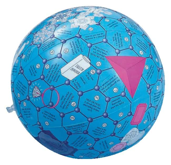 American Educational Products Rocks and Minerals Clever Catch Balls :Teaching