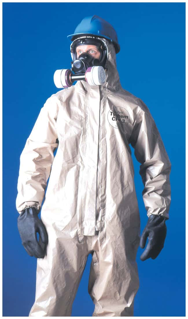 DuPont™ Tychem ™ 5000 Coveralls with Hood and Overboots/Socks