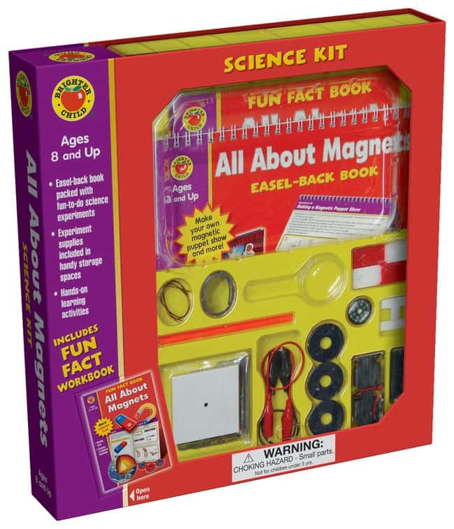 Science Kits: All About Magnets and Electricity :Teaching Supplies:Physics