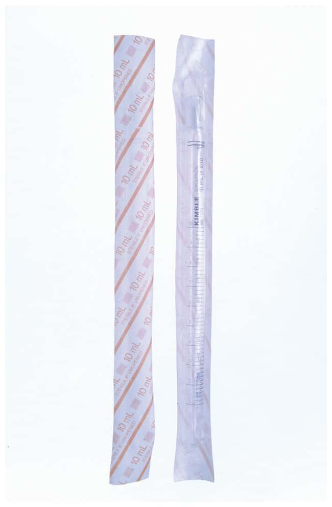 Fisherbrand™Borosilicate Glass Disposable Serological Pipets with Regular Tip, Short Length