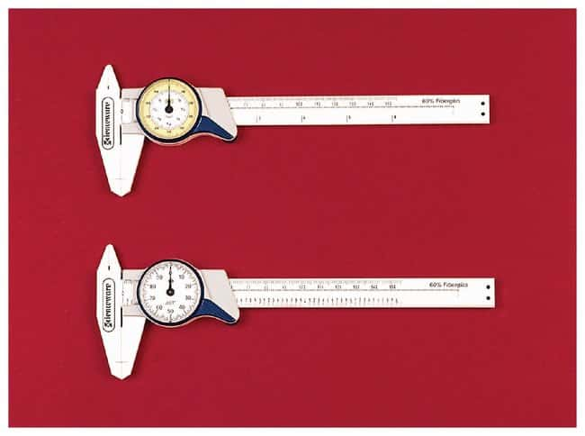 Bel-ArtSP Scienceware Dial-Type Calipers with Metric Scale to 150mm Dial: