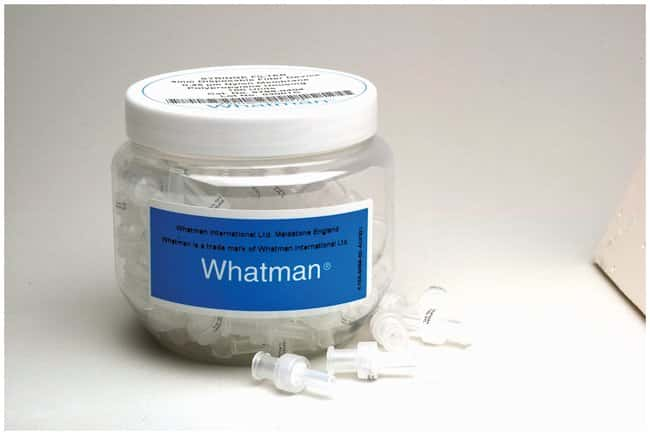 Cytiva Whatman™ Puradisc™ 4mm Nonsterile Syringe Filters: Syringe and Syringeless Filters Filtration