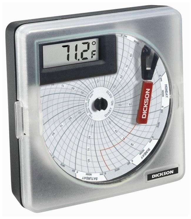 Dickson sk4 sl4 temperature chart recorders