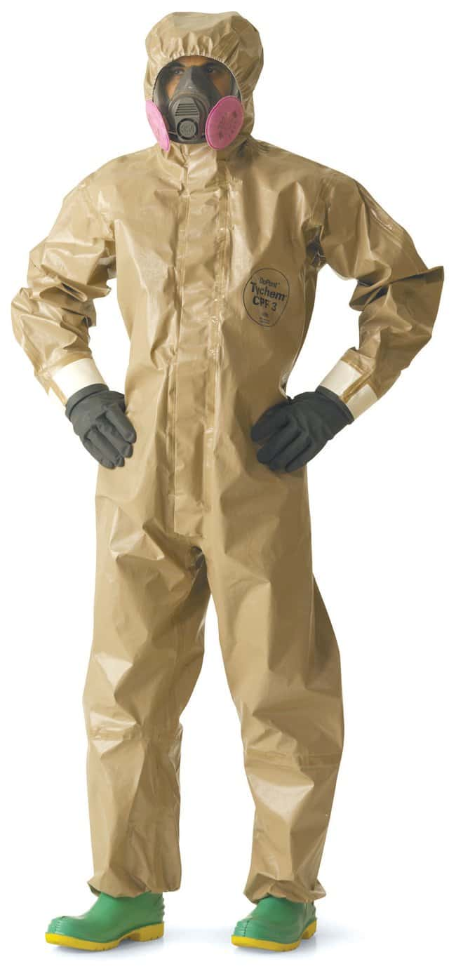 DuPont™ Tychem™ CPF™ 3 HD Personal-Protection Garments