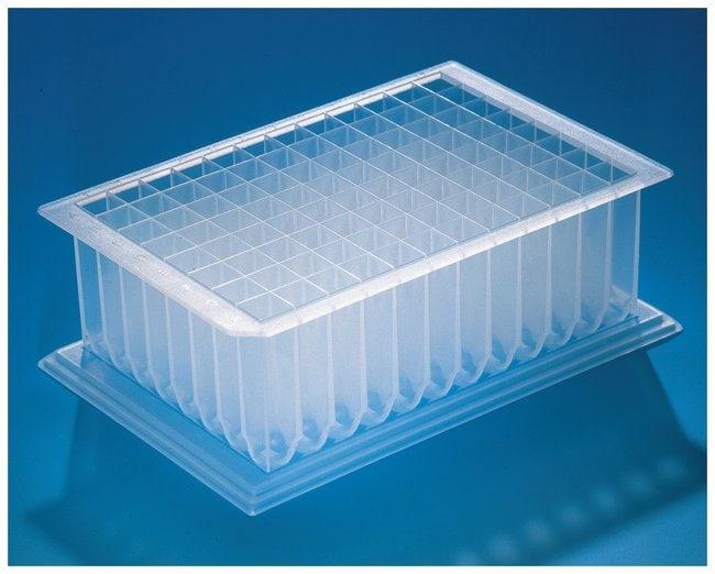 Thermo Scientific™Abgene™ 96 Well 2.2mL Polypropylene Deepwell Storage Plate