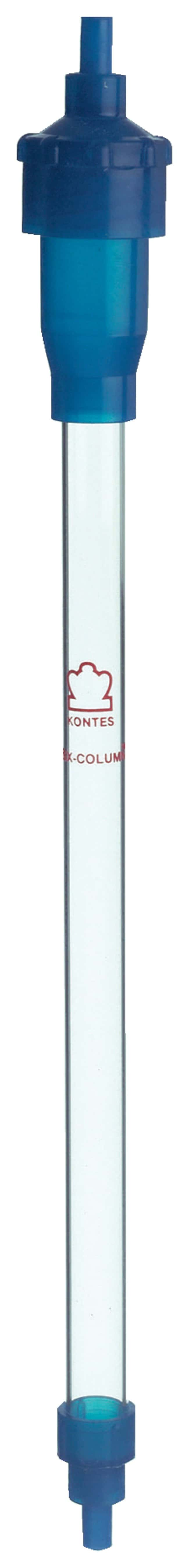 DWK Life Sciences Kimble™ Kontes™ FlexColumn™ Economy Columns 15mm ID; 150mm length; 27mL volume; 5/Cs. DWK Life Sciences Kimble™ Kontes™ FlexColumn™ Economy Columns
