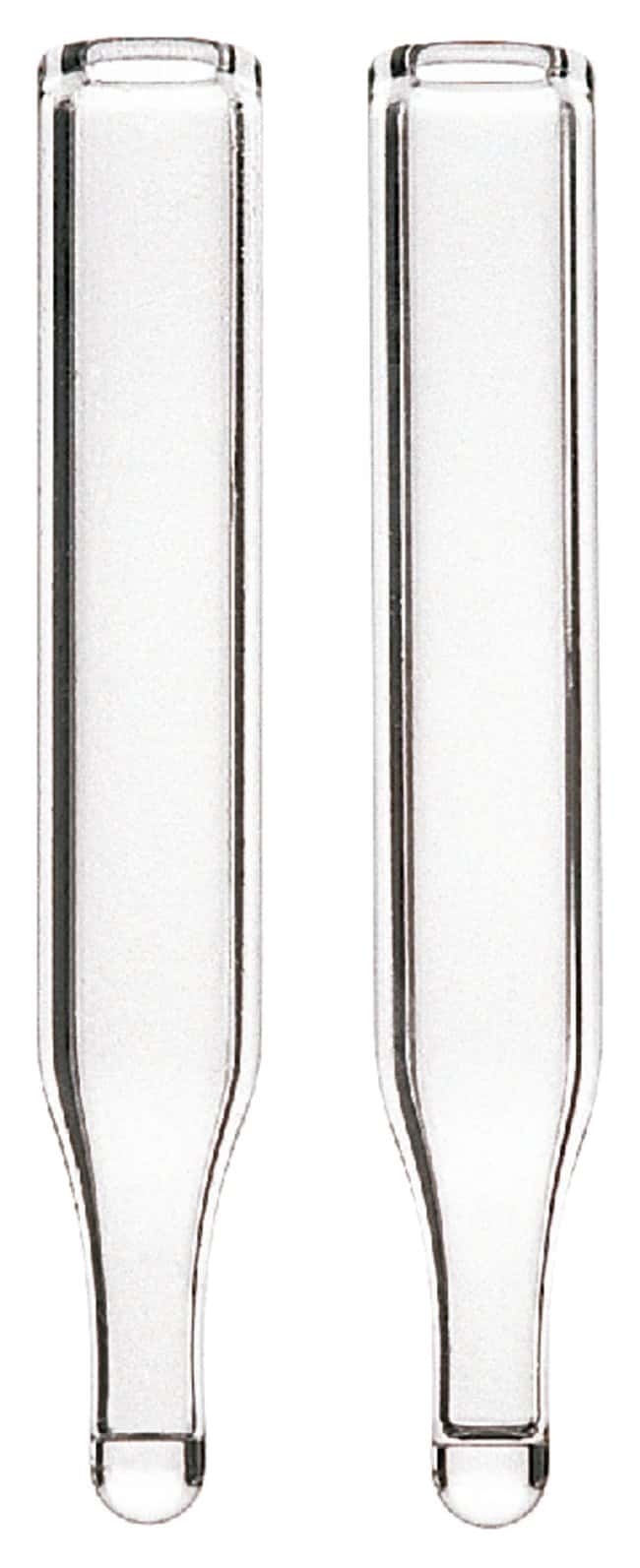 Thermo Scientific National Microvolume Inserts for 8 x 40mm Shell Vials