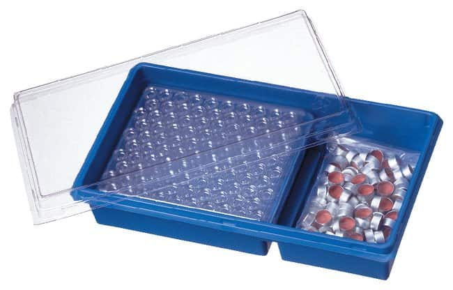 Thermo Scientific National Unassembled Target LoVial Wide-Opening Vial