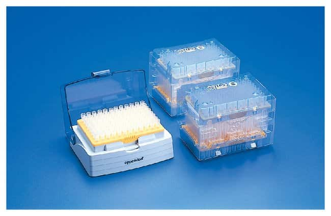 Eppendorf epTIPS in Racks  Volume: 1 to 10mL; Packaging: Rack, 5 x 24:Pipets,