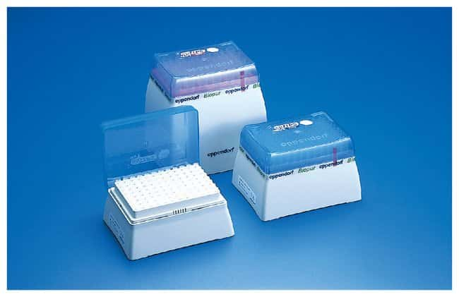 Eppendorf epTIPS PCR Clean  Volume: 50 to 1250µL; Packaging: rack,
