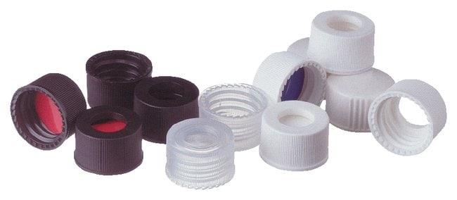 Thermo Scientific™National Open-Top Caps without Septum for 4mL Screw Thread Vials: Viales, tapas y cierres de muestreadores automáticos Viales, tapas y cierres de muestreadores automáticos