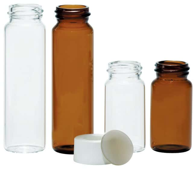 Thermo Scientific National Assembled Convenience Kits: EPA Vials with Caps