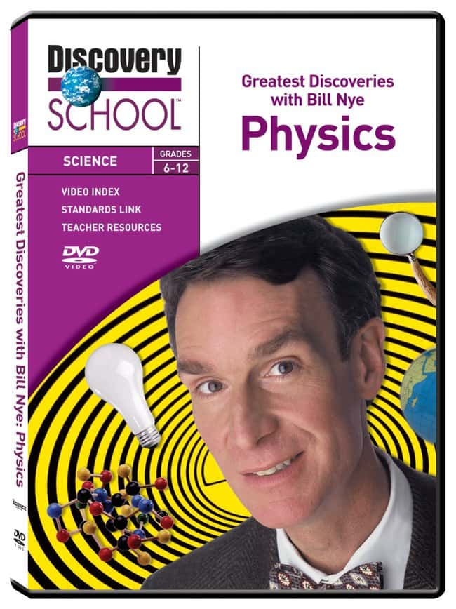 Discovery Education Greatest Discoveries with Bill Nye: Physics :Teaching