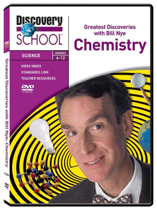 Discovery Education Greatest Discoveries with Bill Nye: Chemistry :Teaching
