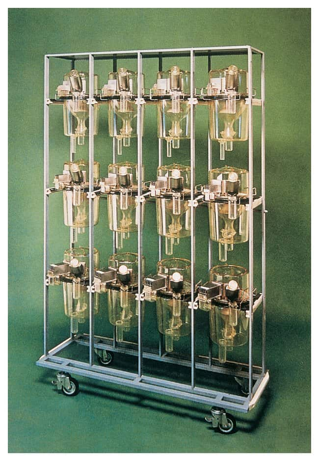 Tecniplast Metabolic Cage Support Racks  Vertical style:Animal Research