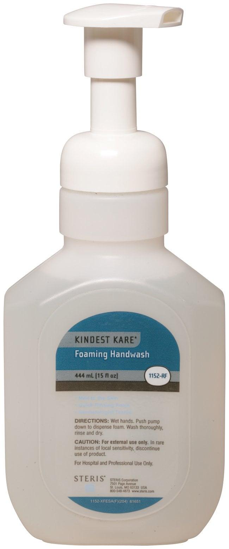 Steris Kindest Kare Foaming Handwash  15 oz. (444mL):Gloves, Glasses and