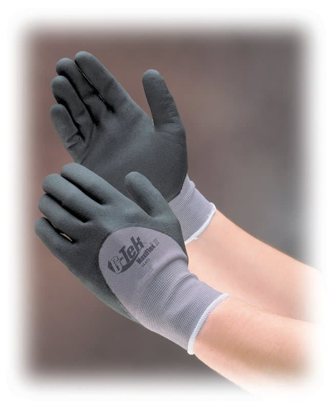 PIP G-Tek MaxiFlex II Nitrile-Dipped Gloves:Gloves, Glasses and Safety:Gloves
