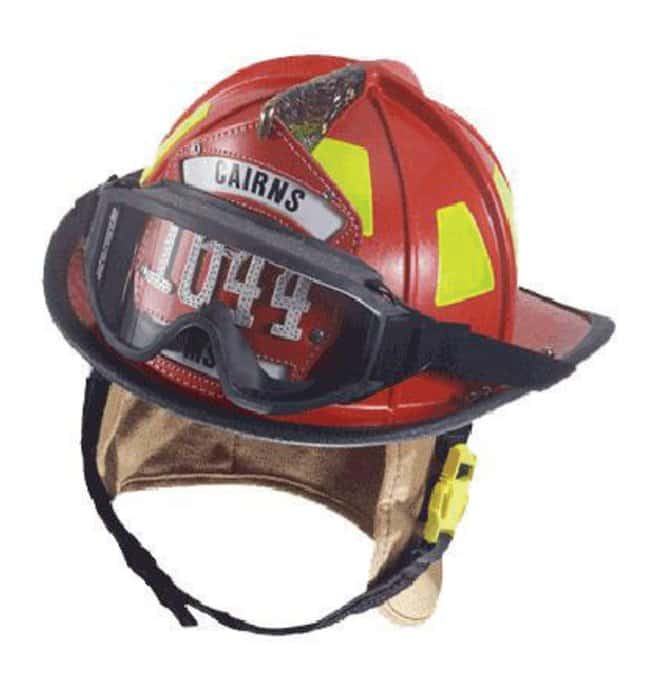 MSA Cairns 1044 Traditional-Style Fire Helmet:First Responder Products:Personal