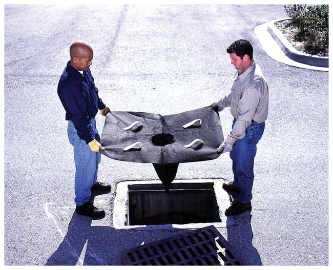 Youngstown Barrel  Drain Guards:Gloves, Glasses and Safety:Spill Control