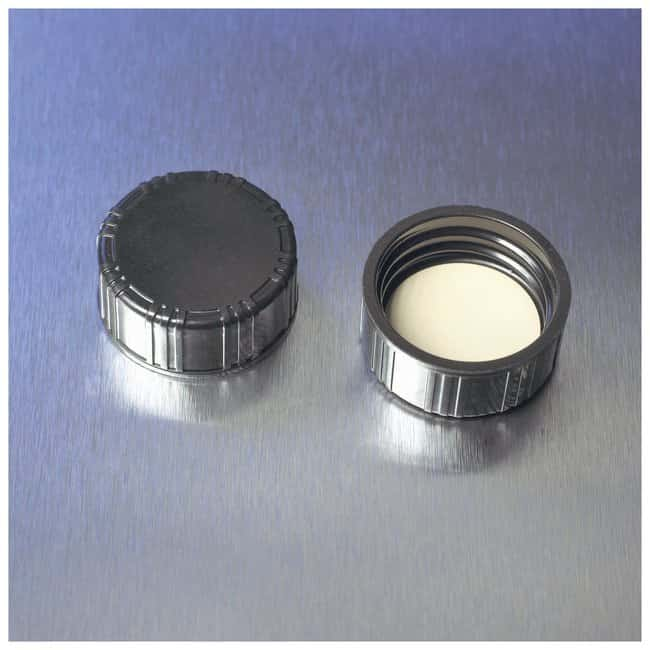 Corning  Black Phenolic Threaded Screw Caps