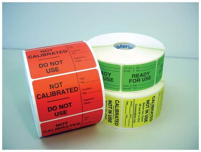 Fisherbrand ACA Labels :Gloves, Glasses and Safety:Facility Maintenance