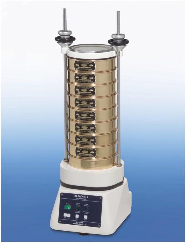 W.S. TYLERRO-TAP RX-29 E Test Sieve Shaker WS Tyler Ro-Tap E Test Sieve