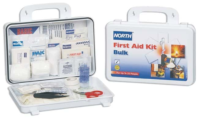 Honeywell North Bulk First Aid Kits:Gloves, Glasses and Safety:First Aid