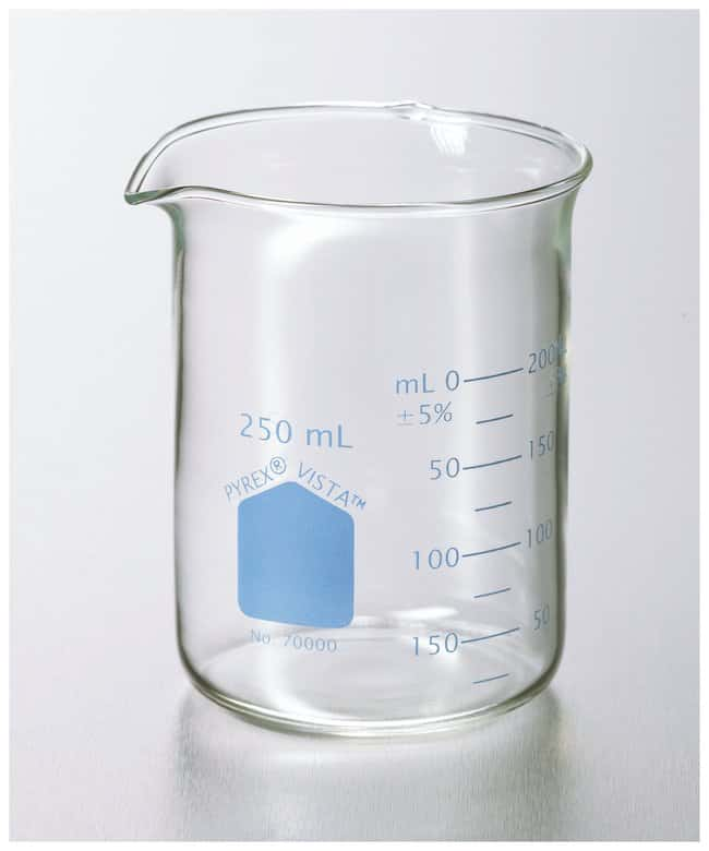 PYREX™ VISTA™ Low Form Griffin Beaker