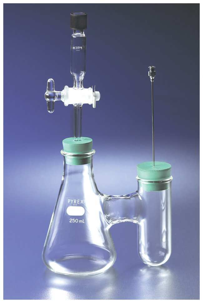 PYREX™ Biometer Culture Flask