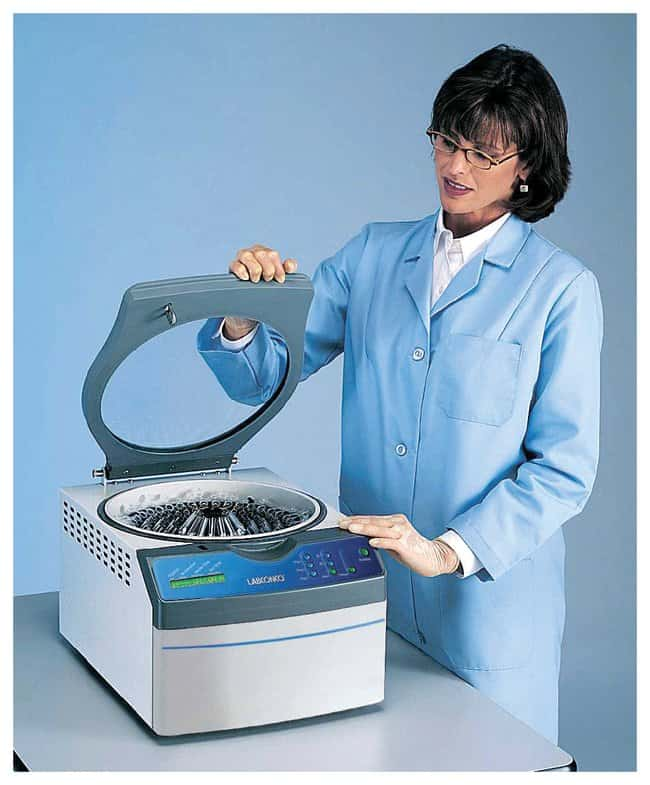 LabconcoCentriVap Concentration Systems: Benchtop Concentrator with Glass
