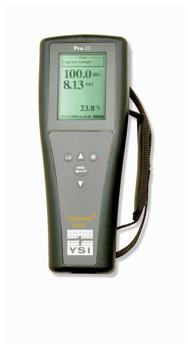Ysi Conductivity Meters : Ysi™ professional series do odo and conductivity meters