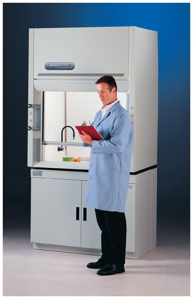 LabconcoProtector Perchloric Acid Fume Hoods Service fixtures: 2; 115V