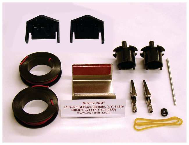 Rare Earth Magnet Motor Kit - Teaching Supplies, Physics Classroom