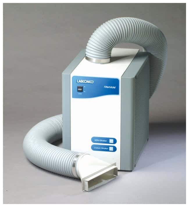 Labconco FilterMate Portable Exhausters HEPA, Carbon filter (not included);
